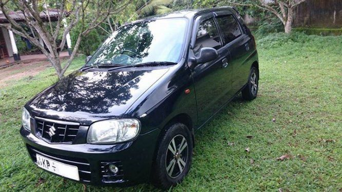 Car Suzuki Alto Sport For Sale Sri Lanka. Kp Xxxx 2011 Second Owner Alloy