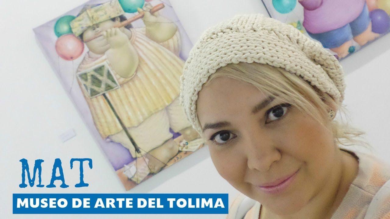 Museo de Arte del Tolima. Visita al MAT: (Turismo) DULCE LENY