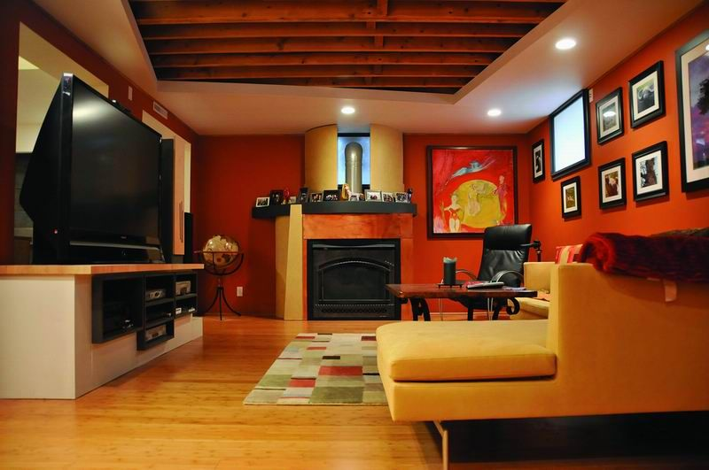 Exceptional This Beautiful Basement Makeover Previously Posted In The Gallery Is The  Work Of Chad Cater And