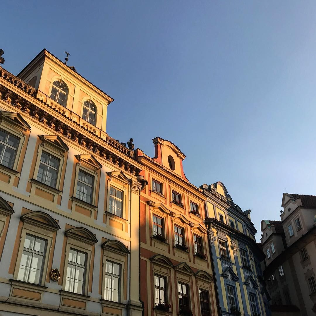 Old Town Square Prague INSTA MOLLIEMARIESTEVENS Old