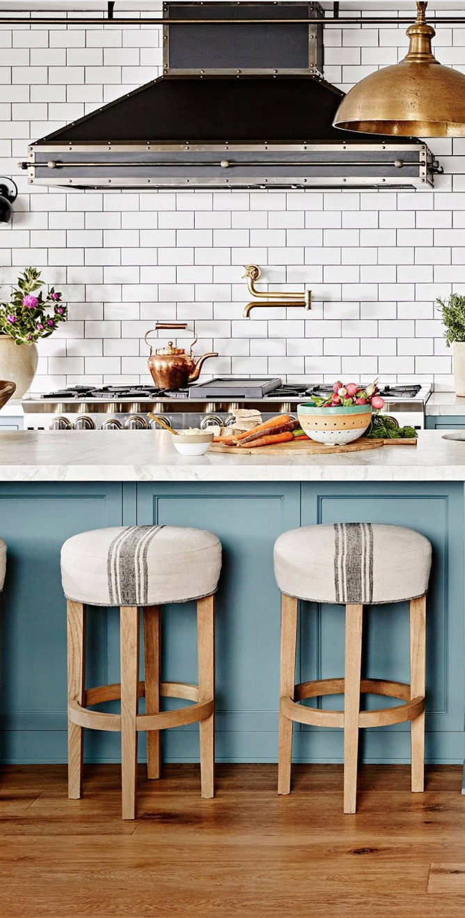 Adding a Touch of Color to Your Kitchen | Pinterest | Wohnideen ...