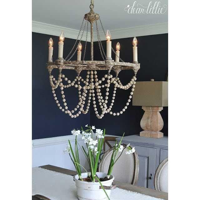 Gabby Nadia Chandelier Beaded Chandelier Dining Room Circle Chandelier Chandelier Lillie room with new chandelier