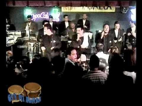 WILLIE ROSARIO  -  YAMBU ( Cantando: Gilberto Santa Rosa )
