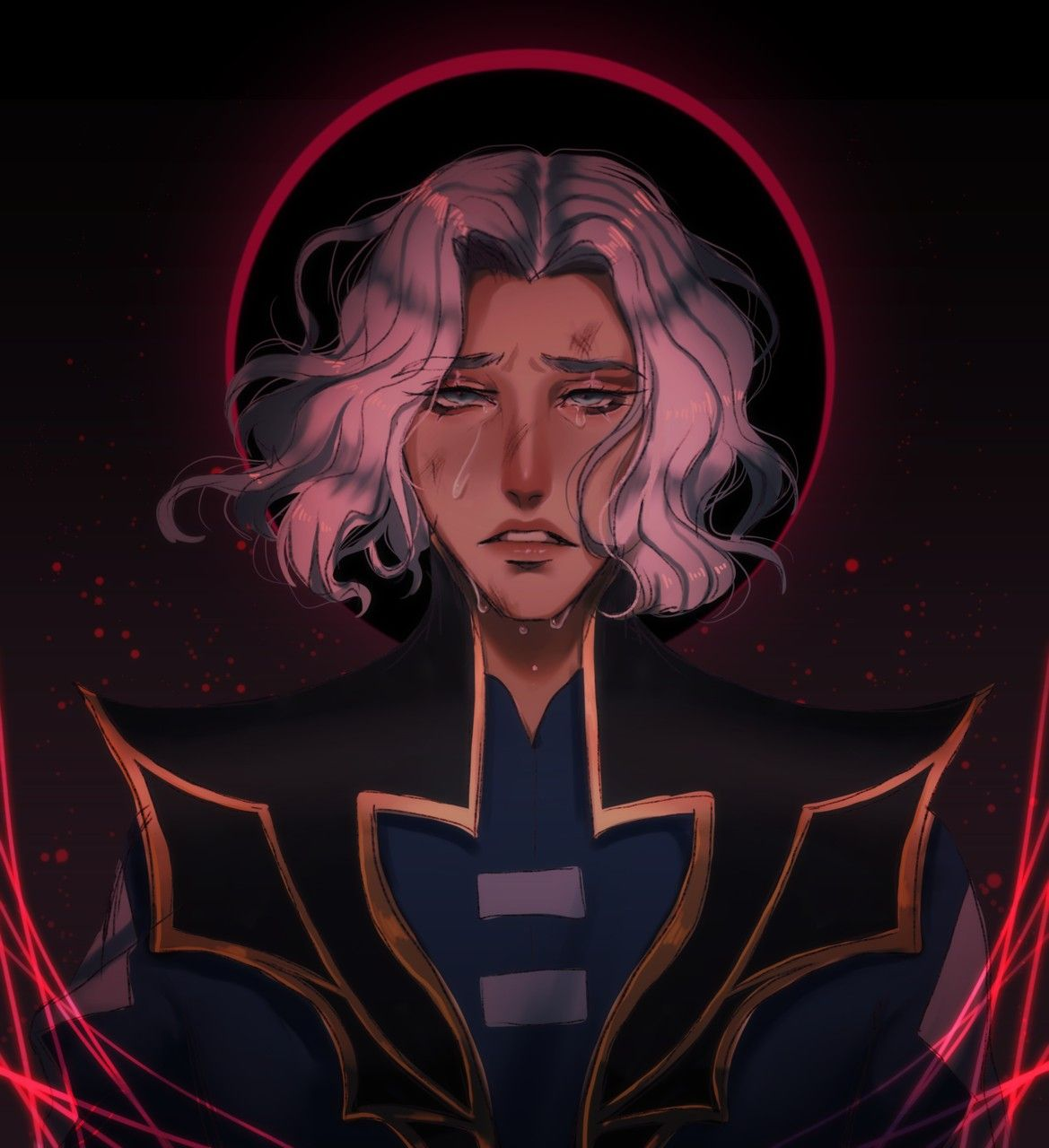 Castlevania Cartoon Anime Game Netflix fanart (With