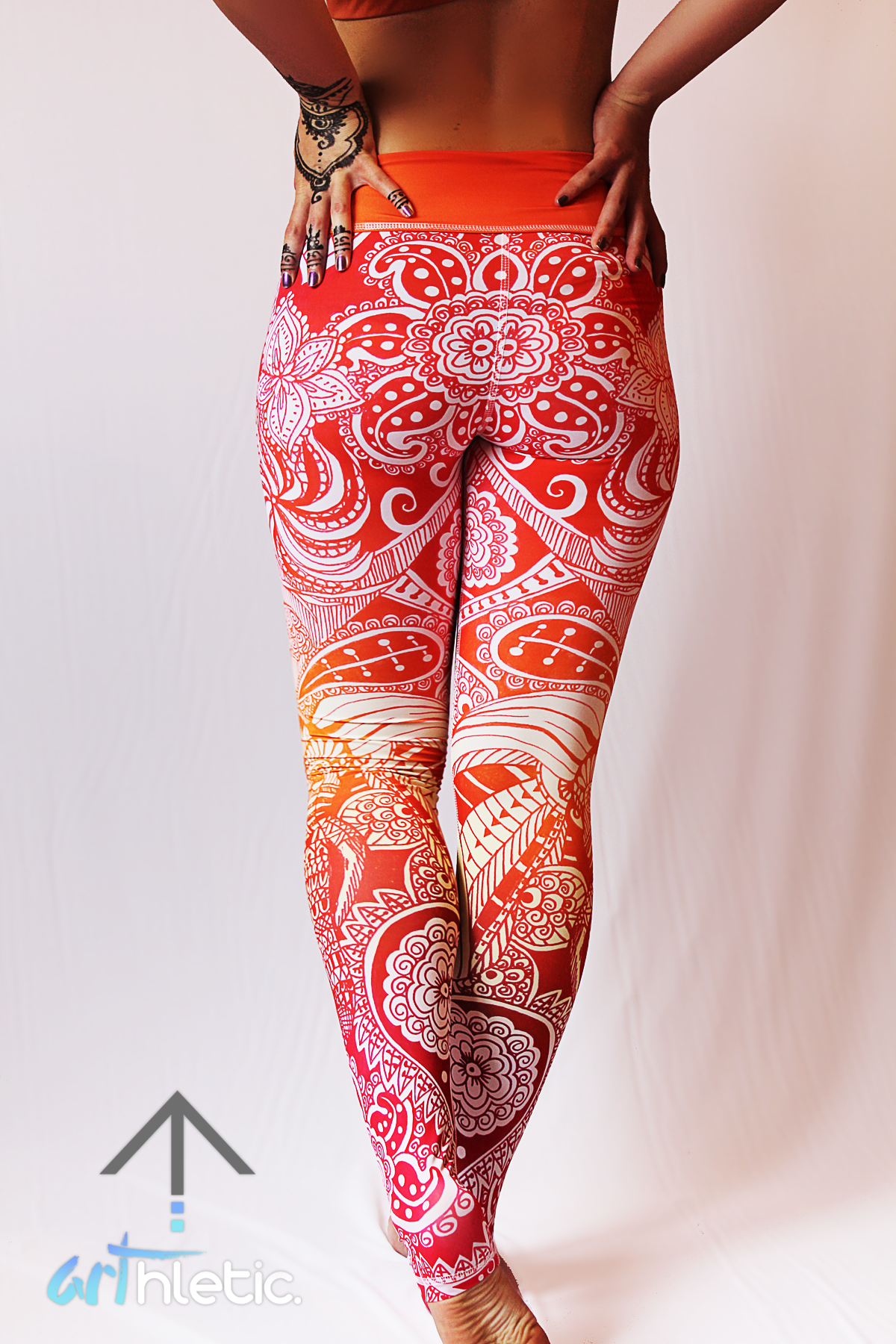 Freya leggings - Arthletic Wear - 1
