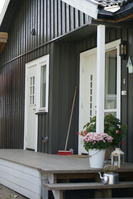 Hobbyvimsa: Male huset inspirasjon,vi har brukt Butinox Futura.