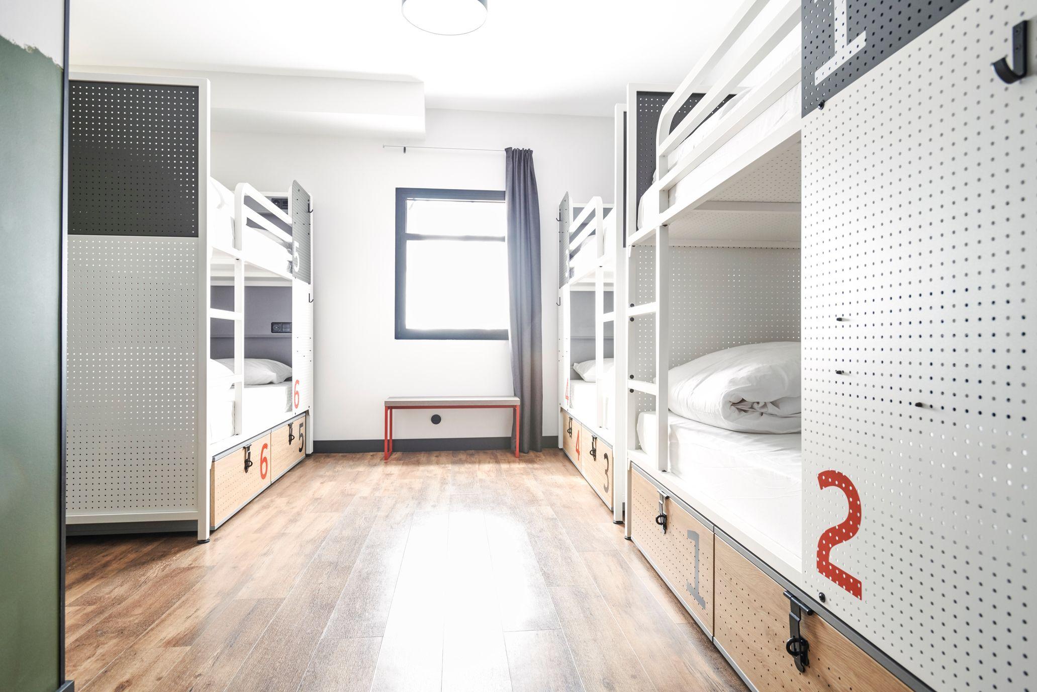 Pin by Generator on Generator Madrid Hostel, Dormitory