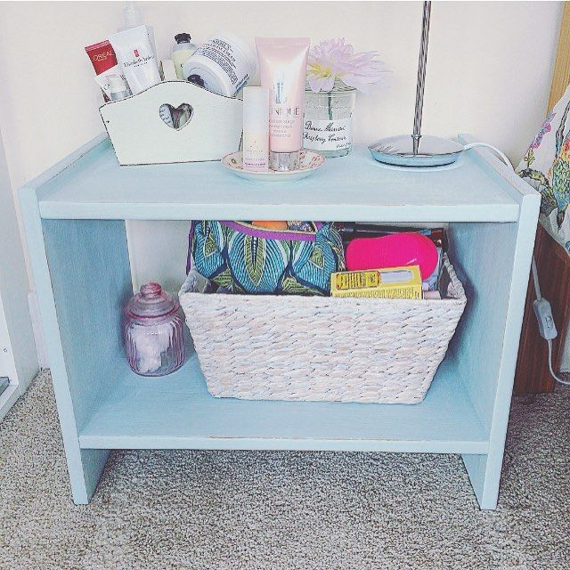 Finished my first bit of furniture in the bedroom  #upcycling #shabbychic #upcycle #furniture #homeideas #homedecor #vintage #furniture #interiors #instahome #interiordesign #instainteriors #instadecor #diy #duckegg #instadecor #instacraft #mybedroom #bedroomdecor #abmlifeiscolorful #thatsdarling #lbloggers #craftbloggers #cbloggers #scottishhomes #scottishbloggers by misslinnyo