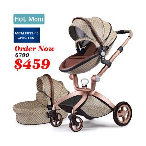 Top 10 Best Baby Strollers With Car Seat in 2020 Review in