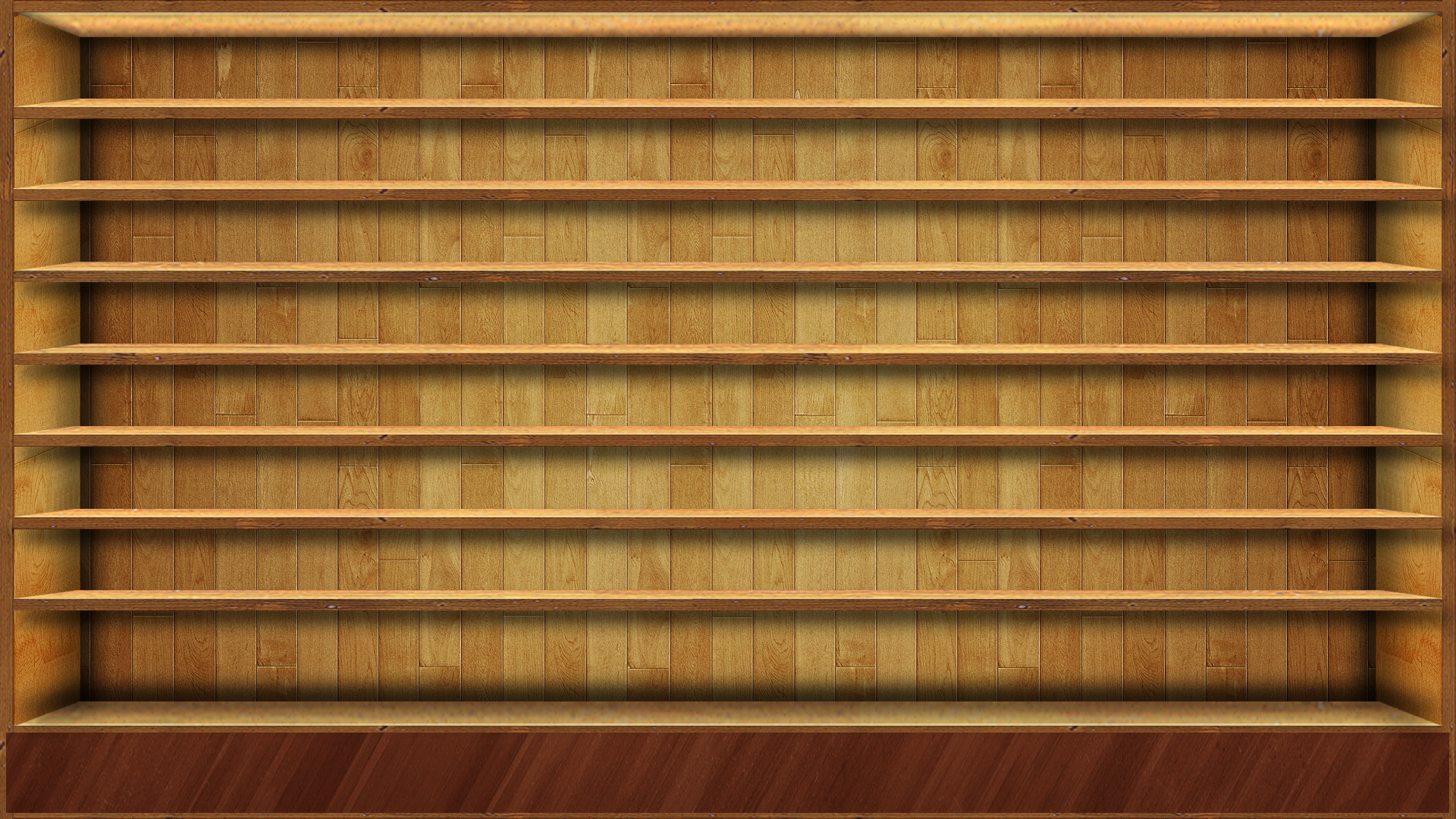 Wood Shelves Wallpaper By Samirpa On Deviantart Wallpaper Shelves Wood Wallpaper Shelves