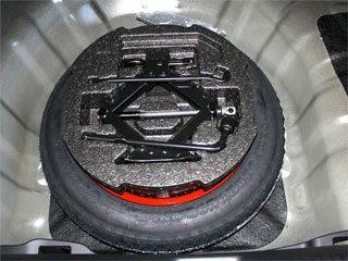 2017 2016 Hyundai Elantra Spare Tire Kit D062