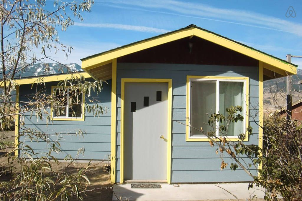 The Cottage at Quail Haven is located right in front of the Tahoe Range. Carson City, NV