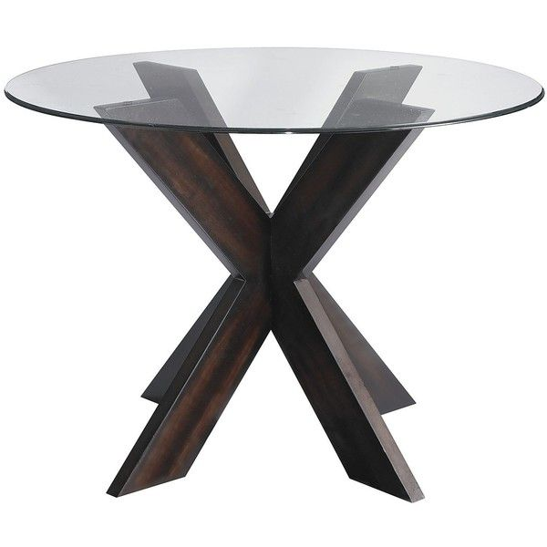 Pier 1 Imports Brown Simon X Dining Table Base 490 Brl Liked