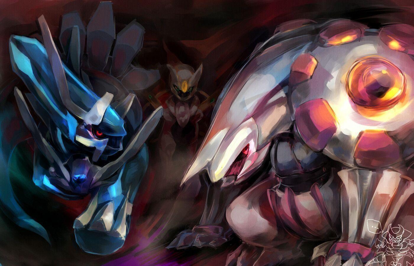 Pokemon Dialga Wallpaper Viewing Gallery League Of Legends Pokemon Lol League Of Legends