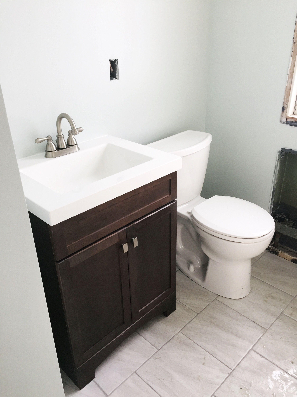 Pin by A Jolly Home on Bathroom Bathroom, Vanity, Guest bath