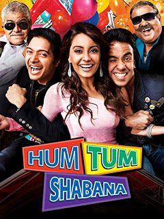 Hum Tum Shabana - Download Indian Movie 2011 Print : DVD [Compress in AVI Format