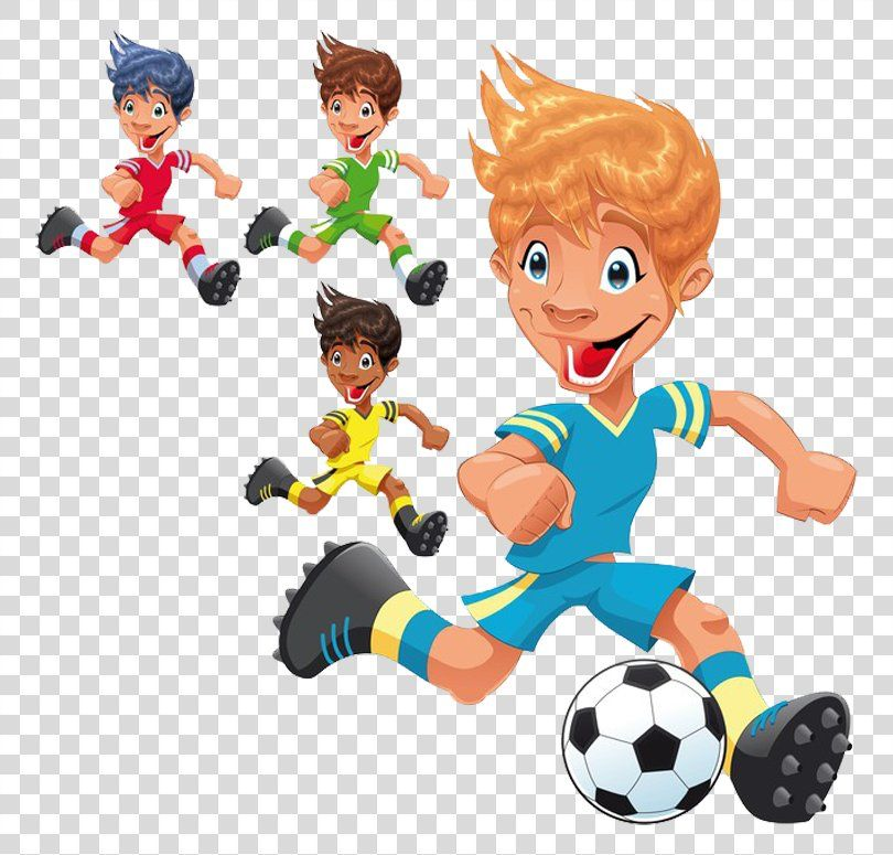 Soccer Ball Sticker Playing Sports Png Football Player Ball Cartoon Football Play In 2020 Soccer Ball Soccer Football Players
