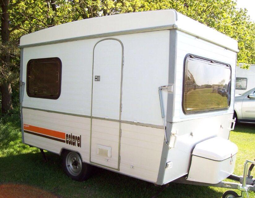 esterel export caravan esterel folding caravans pinterest caravane et jardins. Black Bedroom Furniture Sets. Home Design Ideas
