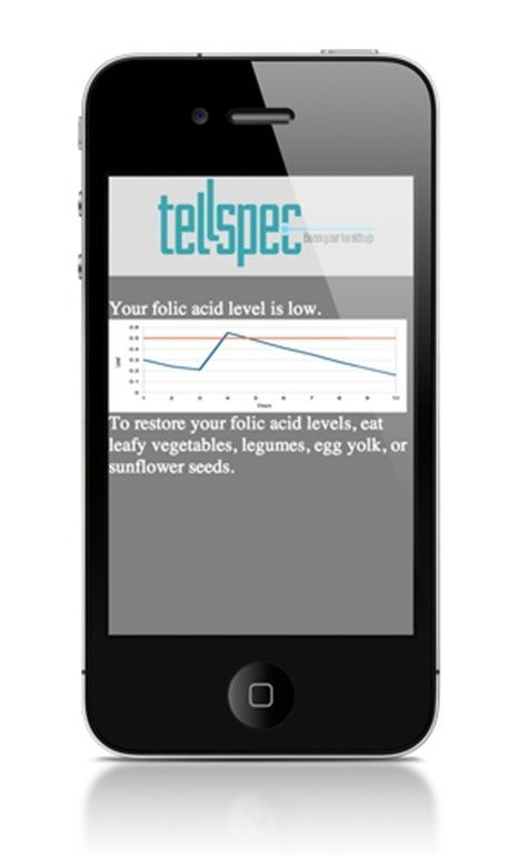 Keep yourself healthy with TellSpec, a revolutionary handy