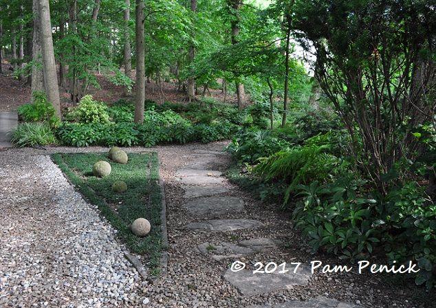 Peg Bier's woodland garden of discovery: Capital Region Garden Bloggers Fling