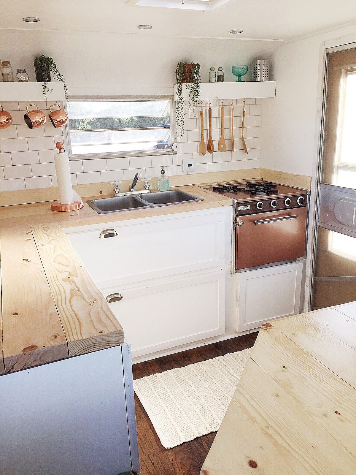Beautiful Countertop 5th Wheel Remodel New Counter Remodeled