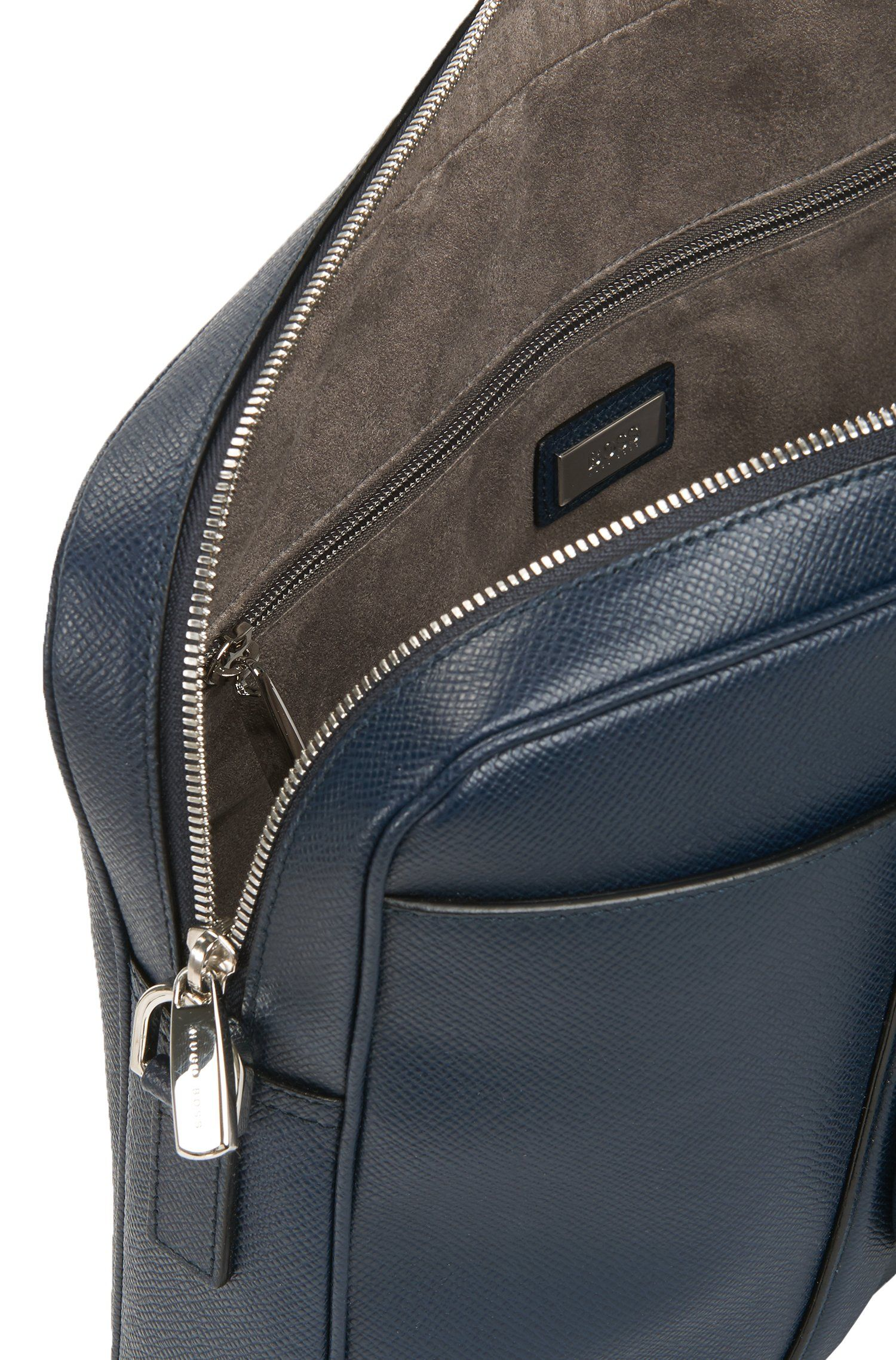 845821ab07 BOSS - Italian Calfskin Workbag