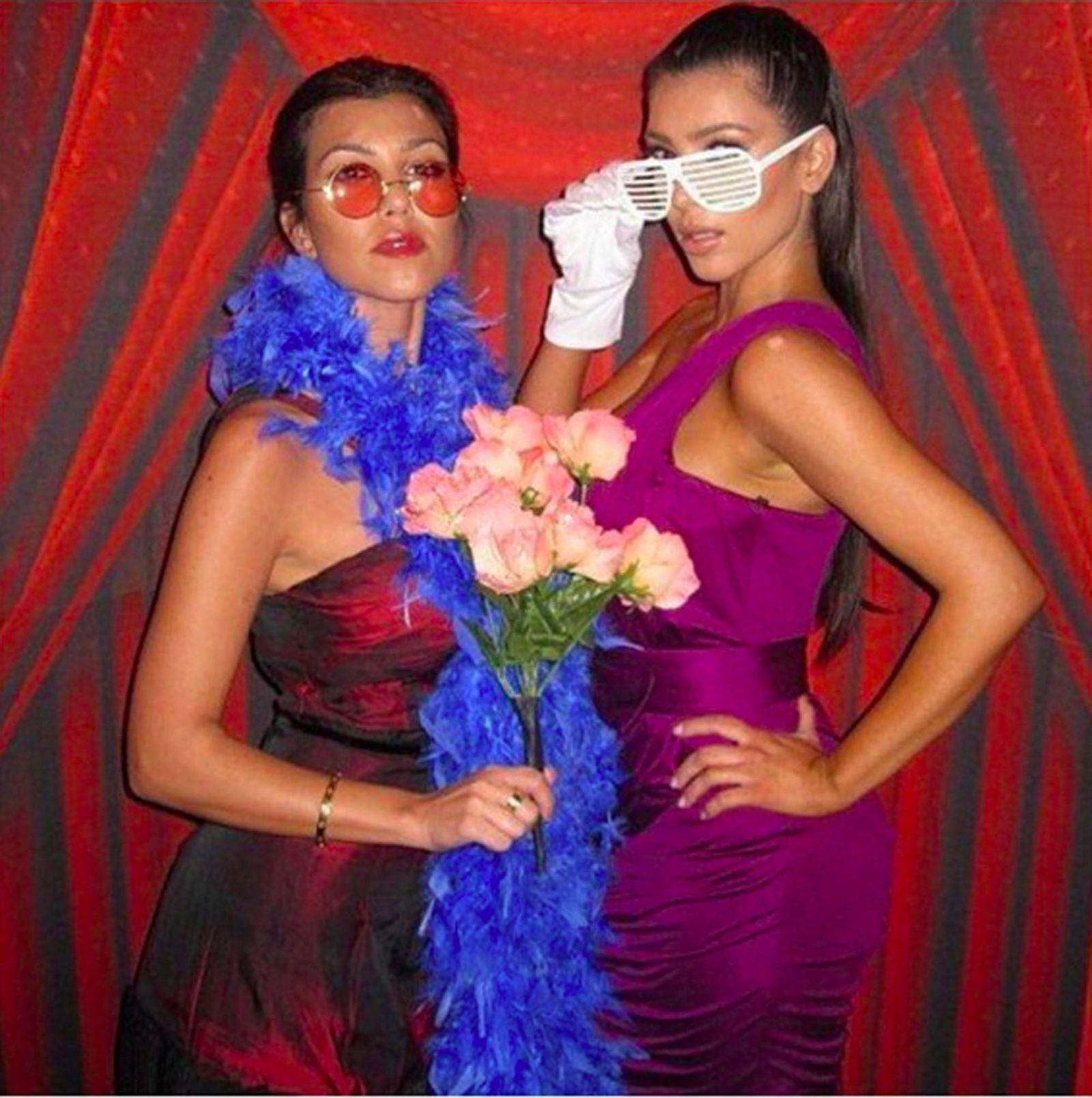 Unrecognizable Photos Of The Kardashians Kardashian And Celebrity - 38 awkward prom photos ever