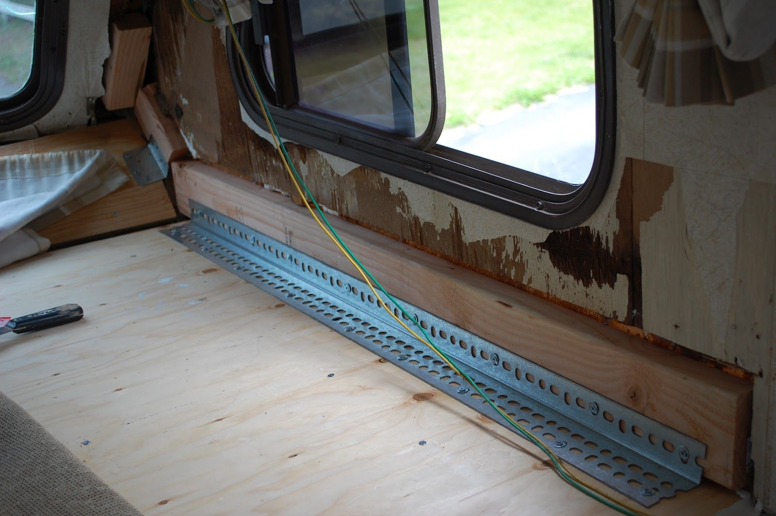 How To Restore Your Over Cab Camper For The Rv