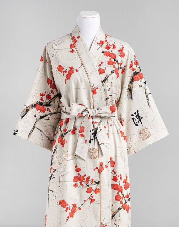 Maternity Robe Kimono Robe XS - Plus Size 3XL Maternity Gown ...