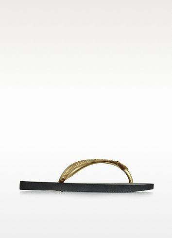 0c4568e96f8 CHARLOTTE OLYMPIA Kitty Havaianas Black Rubber Flip Flop.  charlotteolympia   shoes  kitty havaianas black rubber flip flop