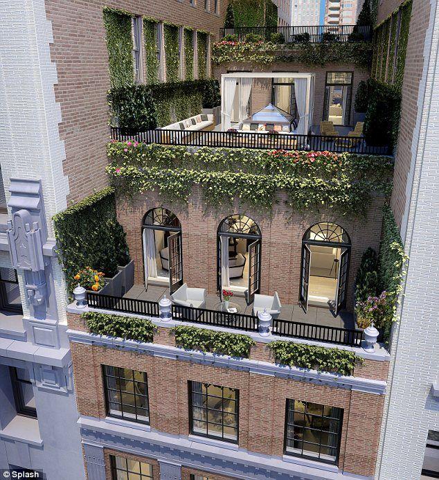Chelsea Clinton New York Apartment Nice Apartement