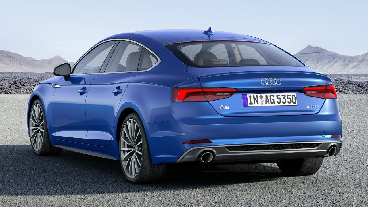2017 Audi A5 Sportback G Tron Drive Interior And Exterior Ultimate Cars