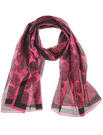 fingerprint scarf to wear to my legal job