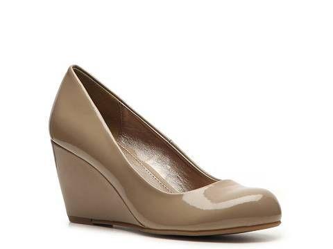 7c3e84655c7 CL by Laundry Nima Wedge Pump High Heel Pumps Pumps   Heels Women s Shoes -  DSW