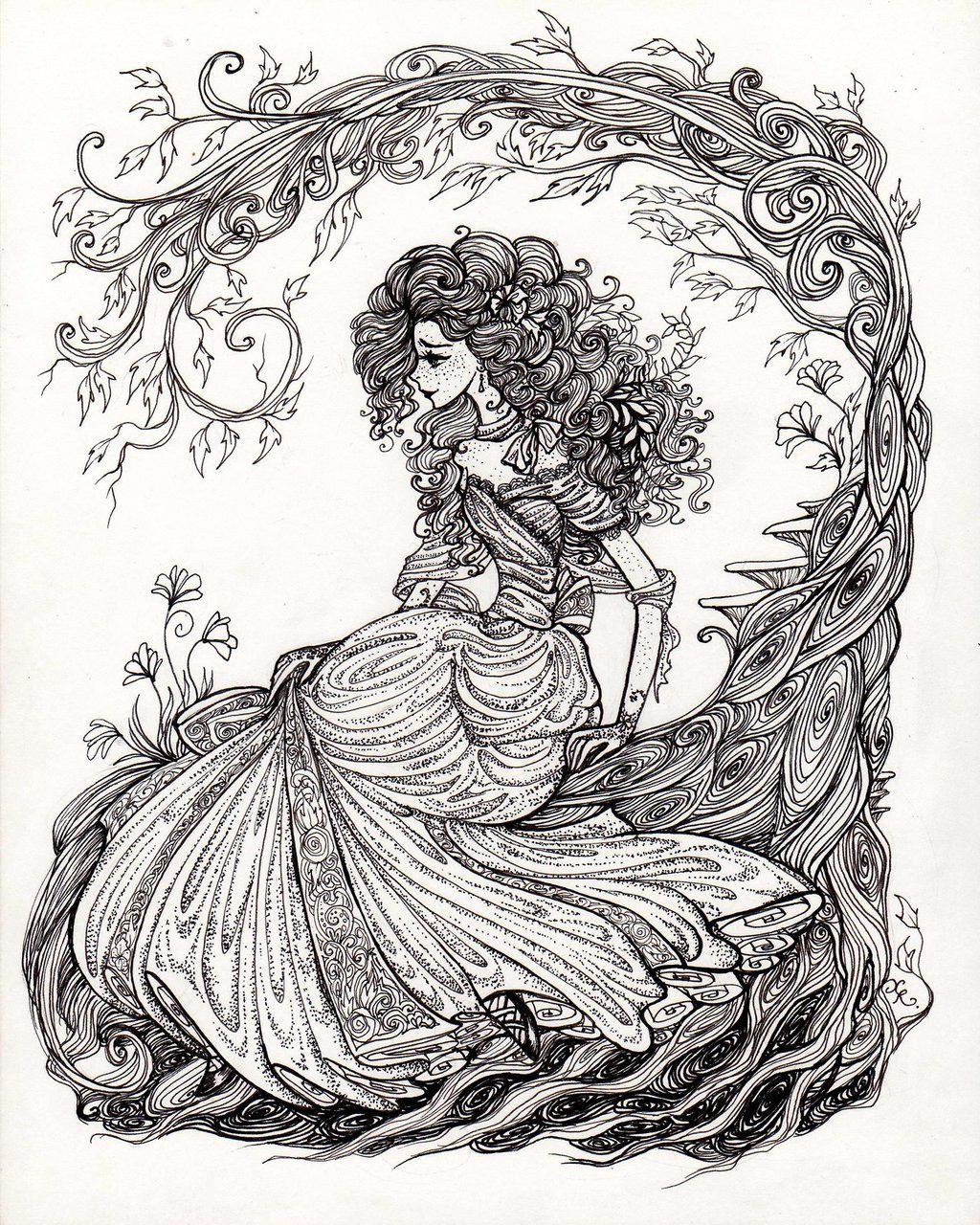 Serenity by La-Chapeliere-Folle.deviantart.com on @deviantART