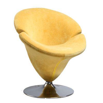 Tulip Leisure Side Chair Leisure Chair Modern Accent Chair