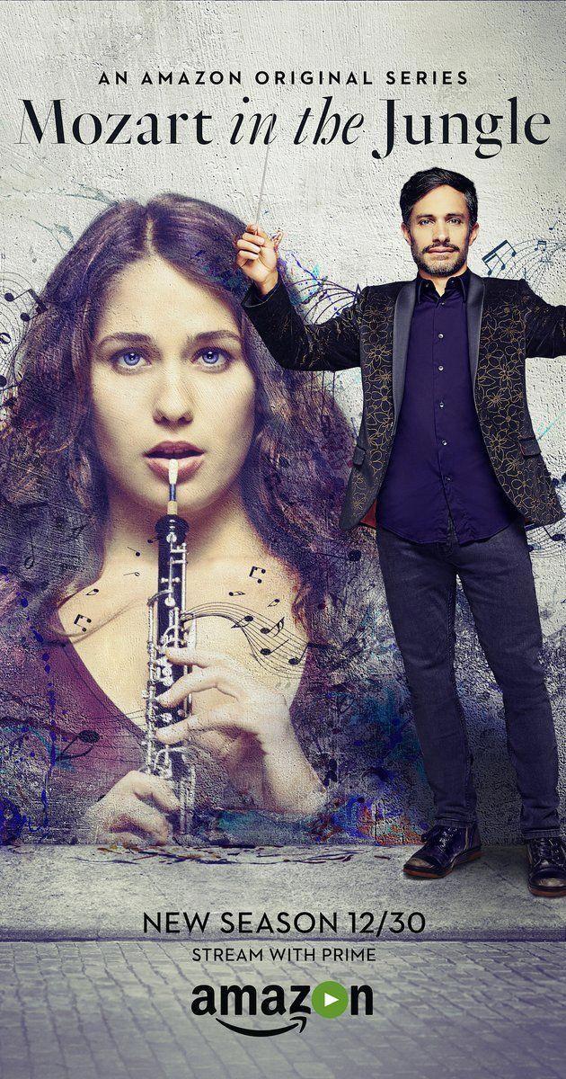 Mozart In The Jungle 2014 Tv Series 29 Min Comedy Season 2