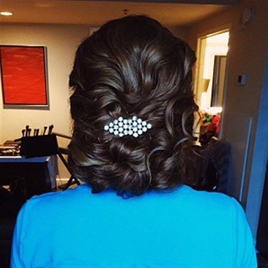تسريحات ويفي مرفوع Hair Styles Hair Long Hair Styles
