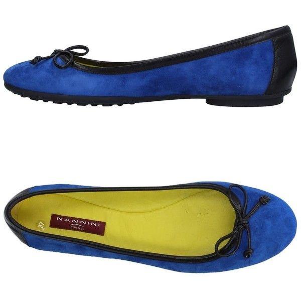 Chaussures - Ballerines Nannini GqKP1Q
