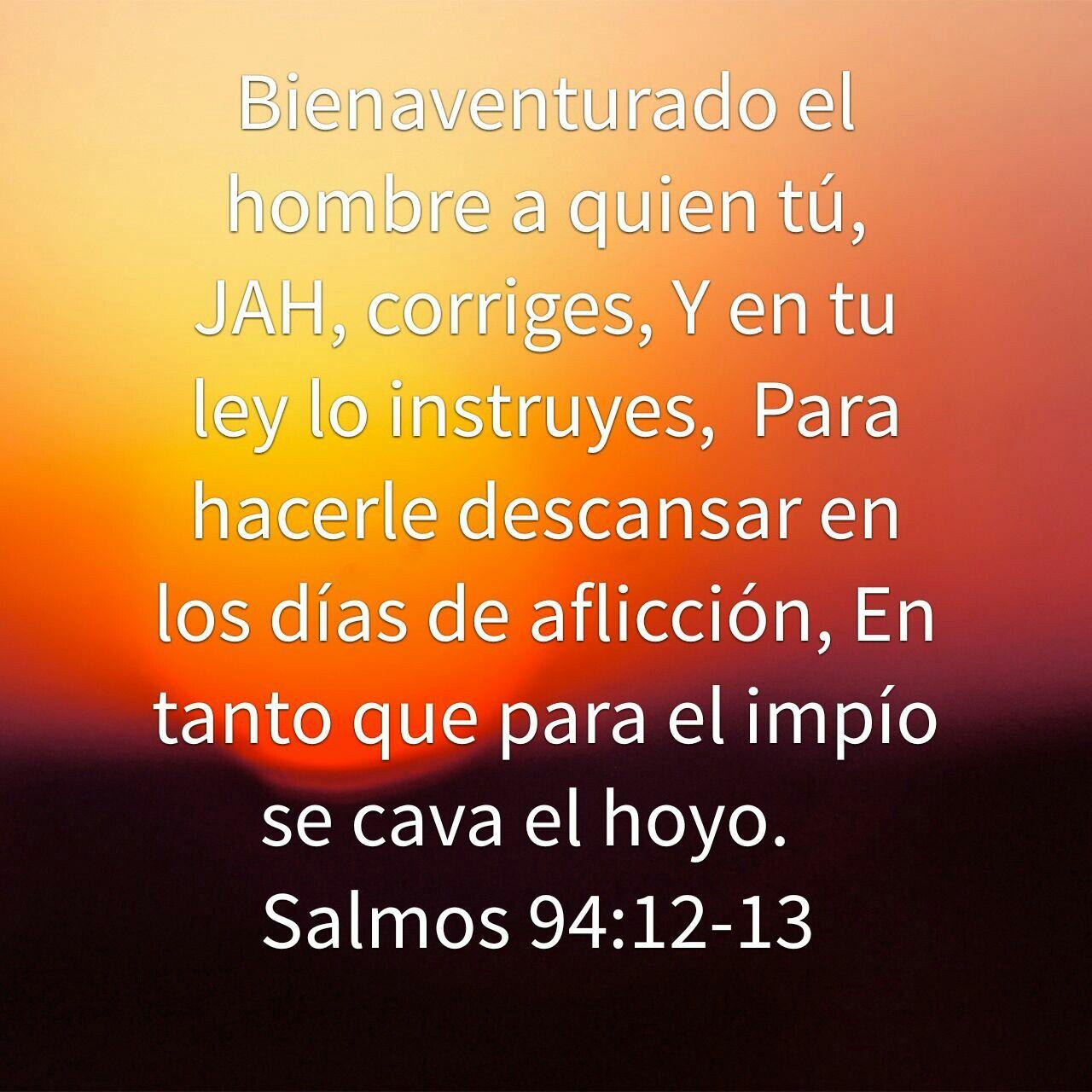 Salmos 94:12-13