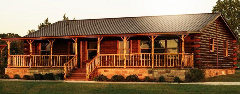 Texas Log Cabin Manufacturer Ulrich Log Cabins Log