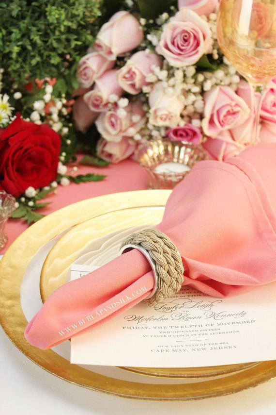Coral napkin 20 x 20 inches perfect for coral weddings guava 20 inch coral napkin wedding wholesalecoral weddingsspring weddingswedding tables decorwedding junglespirit Choice Image