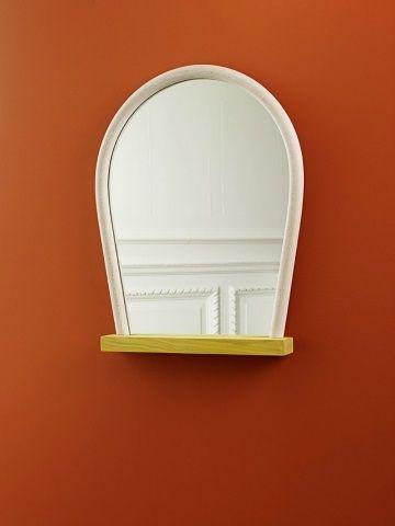 WRONG FOR HAY Bent Wood Mirror spiegel http://decdesignecasa.blogspot.it