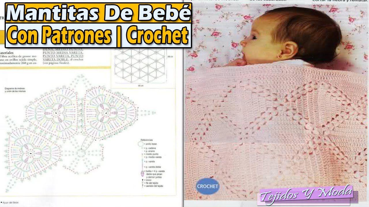 Moderno Bebé Rápida De Tejer Patrón De La Manta Fotos - Manta de ...