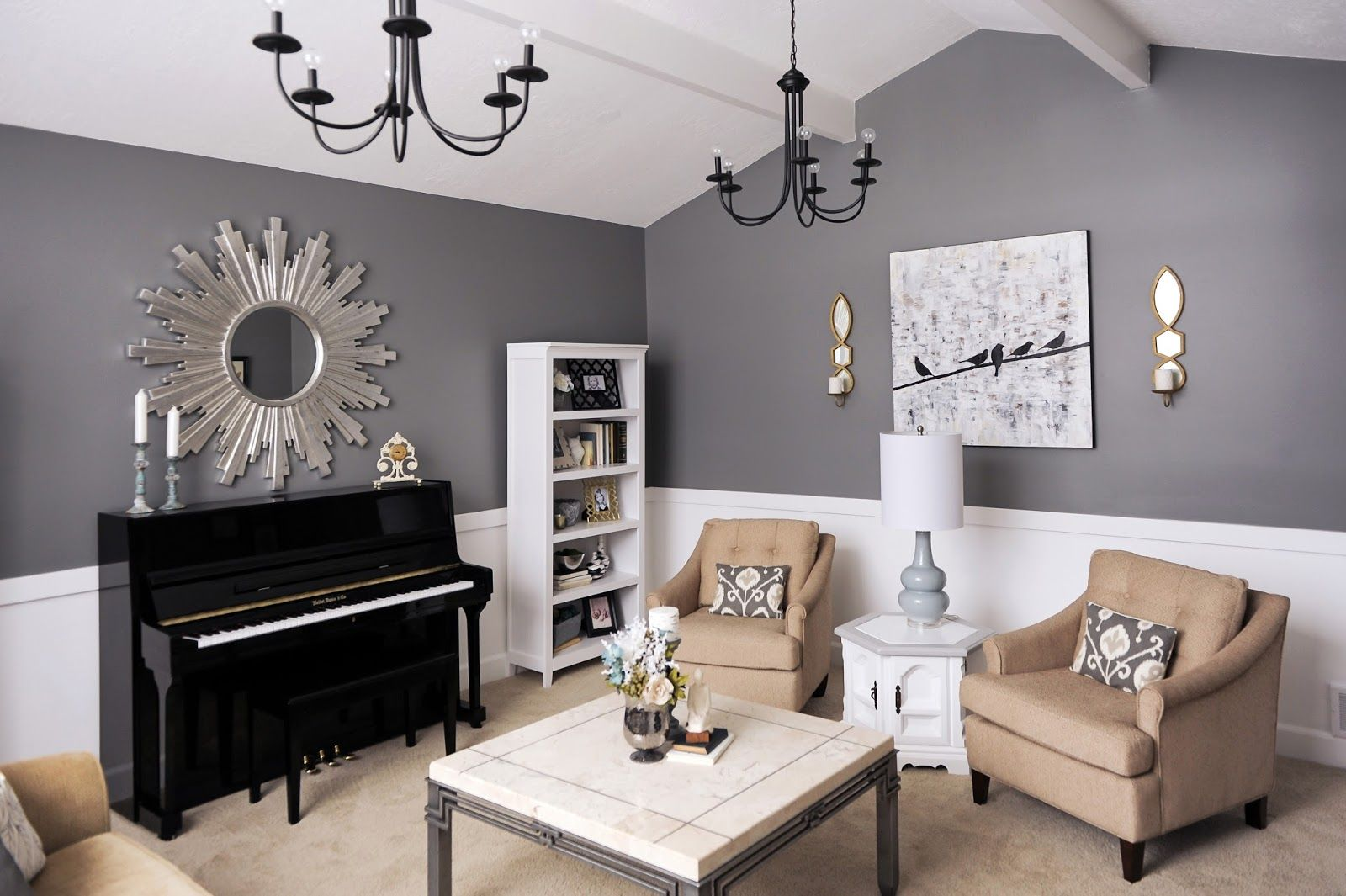 Ideas For Casual Formal Living Rooms O Unique Interior Styles