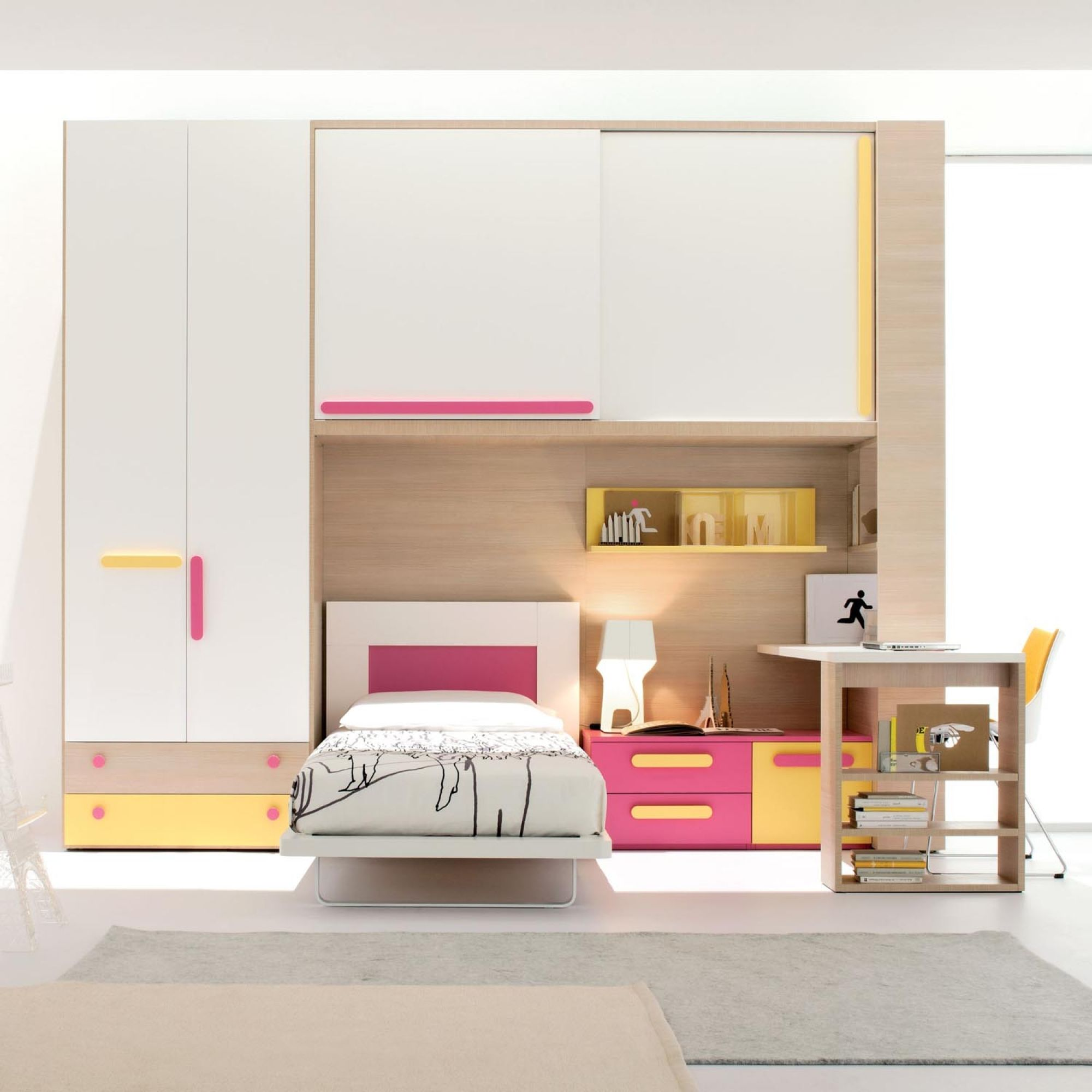 Best Space Saving Bedroom Furniture