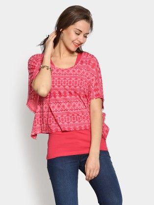 a0c0cfb6de Women's tops online. Buy the latest and trendy women's tops online in India  |abof