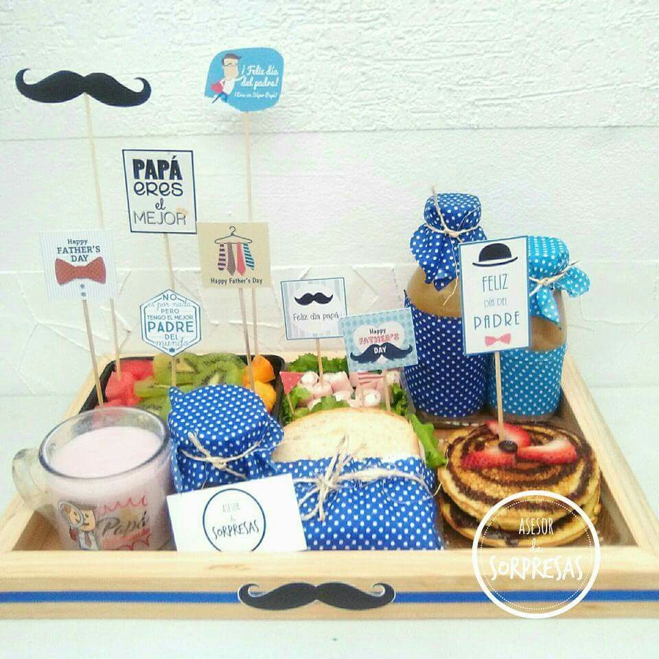 Desayuno sorpresa bandejas pinterest sorpresa desayuno y regalitos - Mesas de desayuno ...