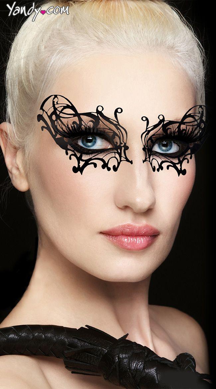 black widow eye mask - Black Eye Mask Halloween