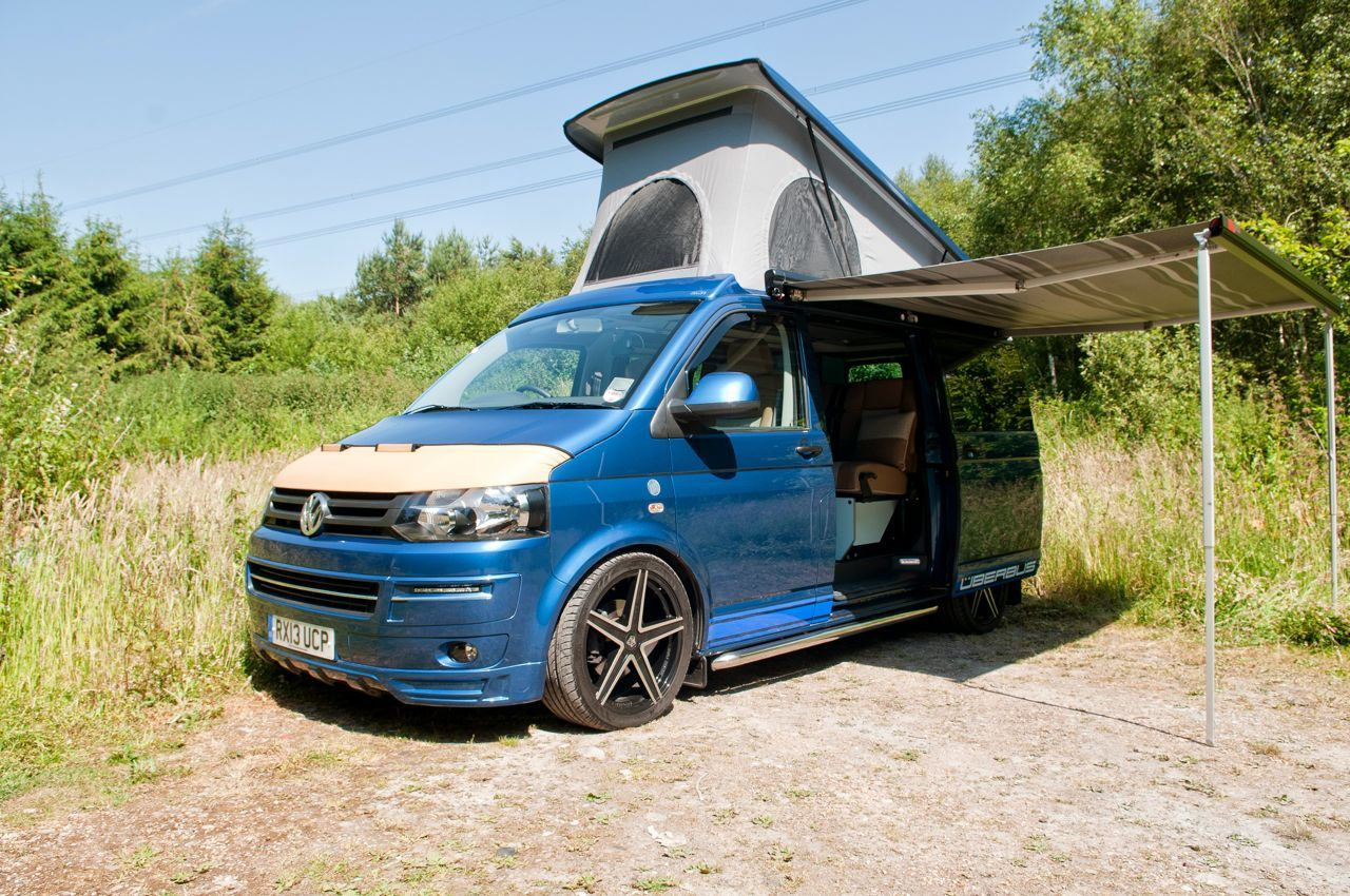 berbus build and design contemporary vw camper conversions for vw t5 and t6 transporters down. Black Bedroom Furniture Sets. Home Design Ideas